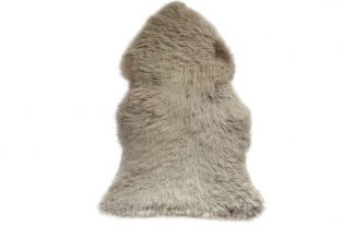 Sheepskin Xl 1-hide Gray 95X55