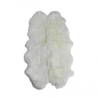 Sheepskin Xl 4-hide White 185X105