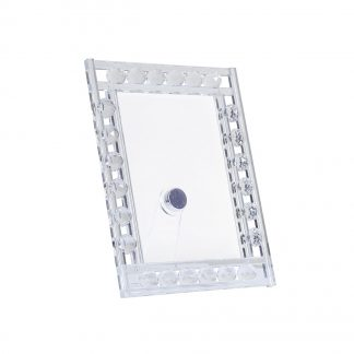 Xx1105 Crystal Frame Photo Frame 17Х14Х4