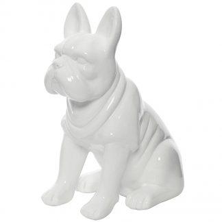 """D3232 (White) Moneybox """"Bulldog"""" ..."""