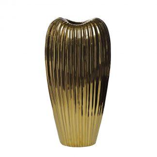 10K9041B Golden Vase 22 * 16 * 43