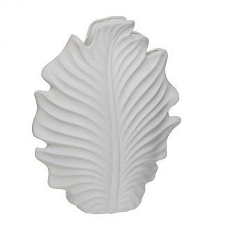 10K8772B White Vase 30 * 11.5 * 37.5