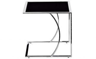 13RXNT5076M-SILVER Coffee table 44*40*45 cm