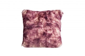 Pillow Nz Pink-Fawn One-Sided
