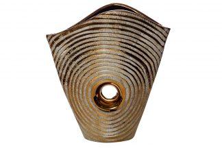 18H2510-4 Vase 26.5 * 9 * 30.5