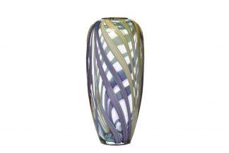 HJ6037-30-O80 Vase d14*30 cm (purple)