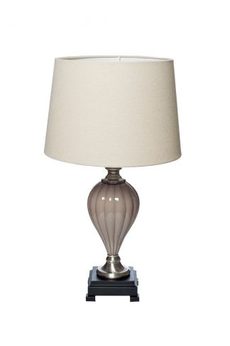 22-86892 Lamp table shade beige d33*60 cm