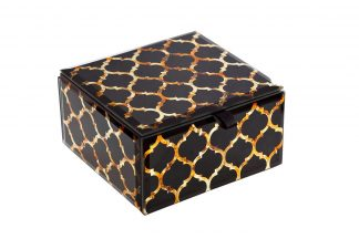 KFJ314 Gold box 12*12*6,8 cm
