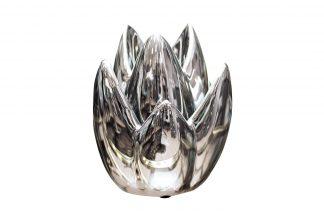 10K8152A Silver Candlestick 16.5 * 16.5 * 24