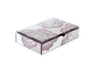 """Kfj309 Box """"Flowers"""" 227 * 154 * ..."""