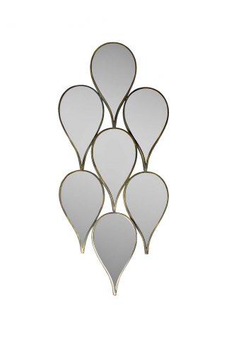 19-Oa-5660 Mirror Decorative 43X5X100 Cm