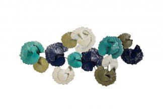 37Sm-0102 Wall Decor Flowers 141 * 68.6 * 15....