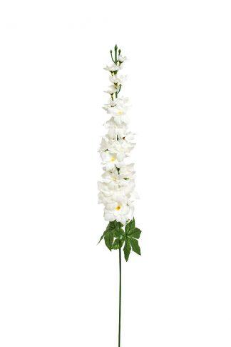8J-17S0018/1 Delphinium white 86 cm