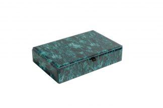 Kfj114 Casket Turquoise 23 * 16 * 6Cm