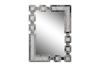 50SX-6488 Mirror rectangular in original fram...