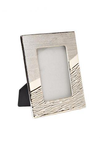 18H2576-16 Photoframe silver 18.5*1.5*23.5 cm