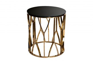 13Rxet3103-Gold Coffee Table Black / Gold D50...