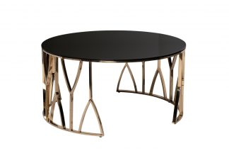 13RXCT3104-GOLD Coffee Table Black / Gold d90...