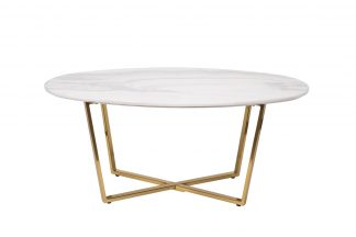 30B-855-1 Oval сoffee table 120*65*41cm