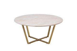 30B-855-2D Coffee table round d90*41 cm