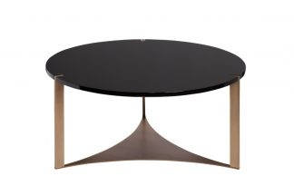 58Db-Ct15882 Coffee Table D85 * 40Cm