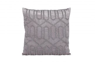"70Sw-1531 Pillow With Beads ""Geometry&#..."