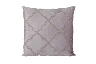 """70Sw-26060 Pillow With Beads """"Quad̶..."""