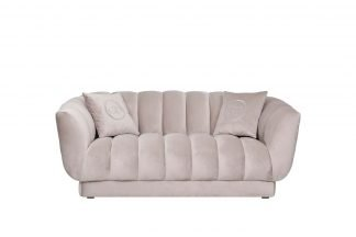 Sofa Fabio Double, Velor Beige-Gray. Gen105 1...