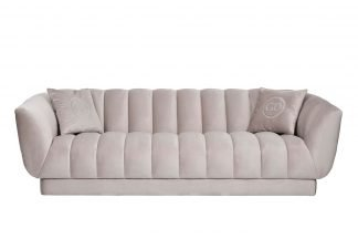 Sofa Fabio Triple, Velor Beige. Gen105 239 * ...