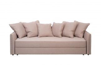 Mores Sofa triple folding beige-pink Bra68 22...