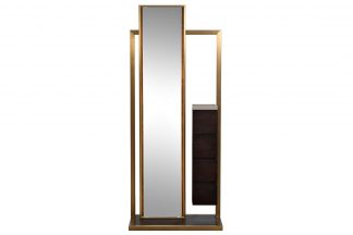 58Db-Mr18158 Mirror With Stand 75 * 40 * 180C...
