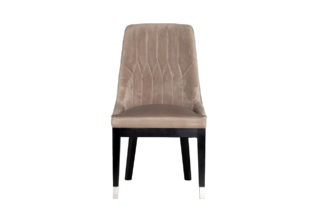 48MY-3526 PEG Chair velour beige 65*56*101 cm