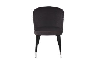 30C-1232F GRE Dining chair velour gray 57*54*...