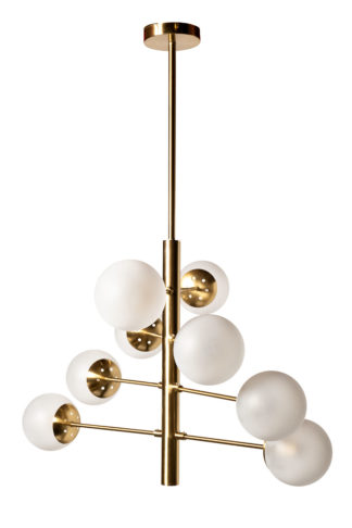 "92EL-YG20082-8P Ceiling lamp ""BallsR..."