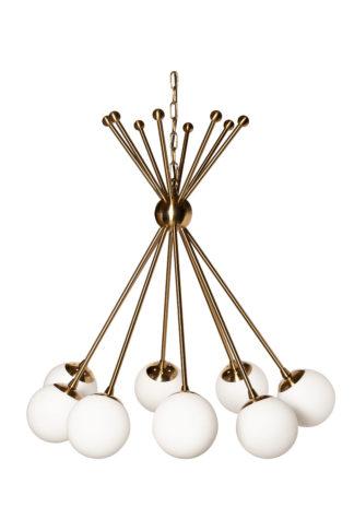 """91GH-8008 Ceiling chandelier """"BallsR..."""