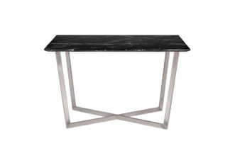 33FS-DT19F335-BS Dining table rectangular bla...