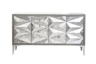 ART-2927-S Chest of drawers with doors and vo...