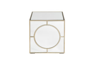 KFG043 Mirror bedside table 40*40*41 cm