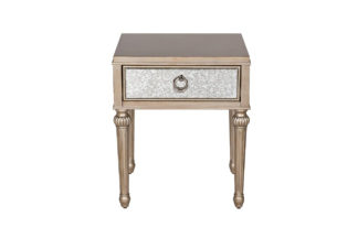 KFG1509 Mirror bedside table with drawer 51*4...