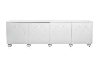 GD-TV004 TV cabinet white 200*45*60 cm