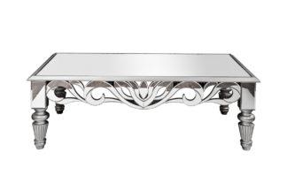 KFC652 Mirror coffee table 131*71*45 cm