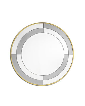 KFG091 Mirror in a two-tone mirror frame/gold...