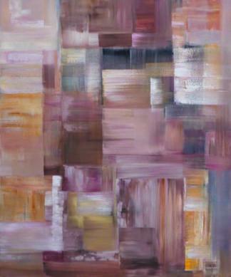 "89VOR-AQUARELLE30 Canvas ""Autumn mood&#..."