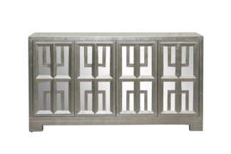ART-4477-S1 Designer chest of drawers with mi...