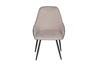 30C-DX-1913 BGE Dining chair gray 66*57*85 cm