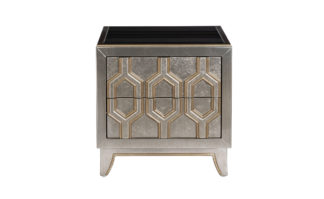 ART-2919-E Bedside table with drawers 55*45*5...