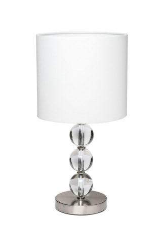 22-86654 Table lamp (white shade)