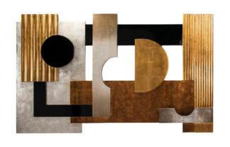 ART-4431-PL Wall panel 168*4*102 cm