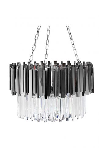 62GDM-81008-600CH Chandelier with crystals (c...