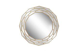 50SX-1784 Decorative wall mirror 90*90 cm